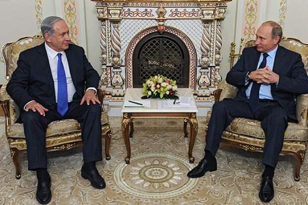 Путин слушал Бена, а мысленно складывал фигуру из трех пальцев