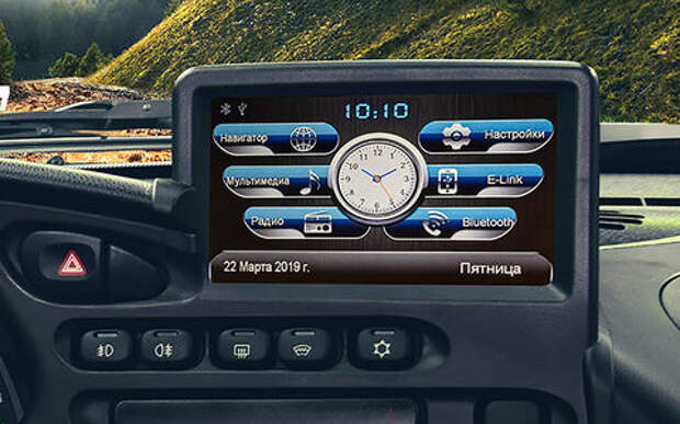 Chevrolet Niva получила мультимедийную систему. Но это ее не спасет