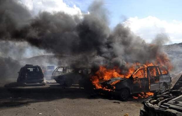 САНА: в провинции Алеппо был атакован блокпост протурецких боевиков