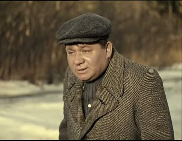 Последняя роль Евгения Леонова, за которую ему было стыдно