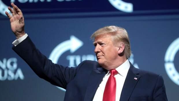 Трамп будет общаться со сторонниками на специально созданном сайте