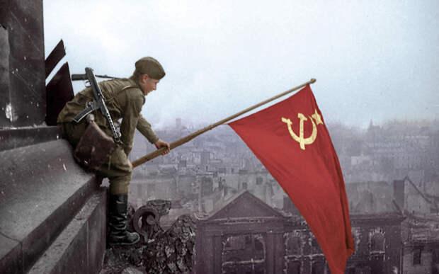 Война широко раскрытыми глазами — смотреть и чувствовать Победу