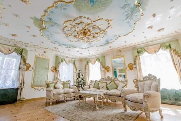 Волочкова решила сдать в аренду роскошную квартиру в центре Питера
