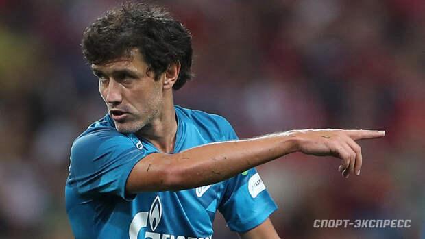 Караваев рассказал, как молодые игроки «Зенита» обращаются кЖиркову