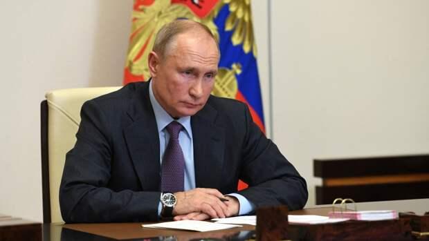 Путин: Россия продолжит сотрудничество с США в космической сфере
