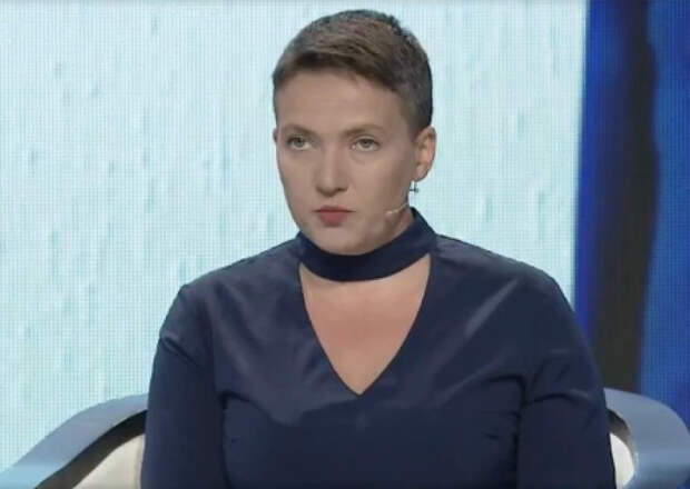 «Сталина на нас нет». Надежда Савченко назвала отличия Зеленского, Порошенко от Вождя всех народов