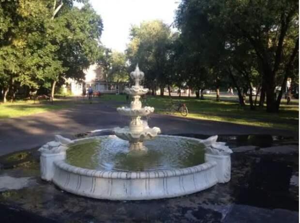 В Отрадном завершилась консервация фонтанов на зиму