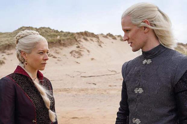 """HBO представил первые кадры со съемок приквела """"Игры престолов"""""""