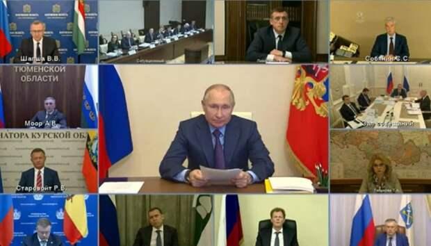 Владимир Путин потребовал избавить людей отизлишней бессмысленной бюрократии