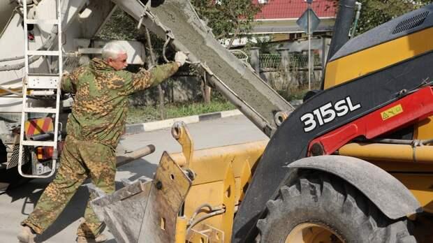 В Симферополе завершили 13 дорожных капремонтов