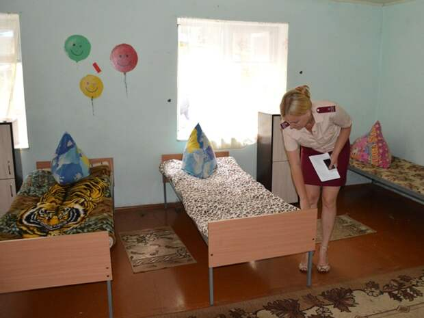 В лагере для детей сотрудников ФСИН в Красноярском крае нашли ковид