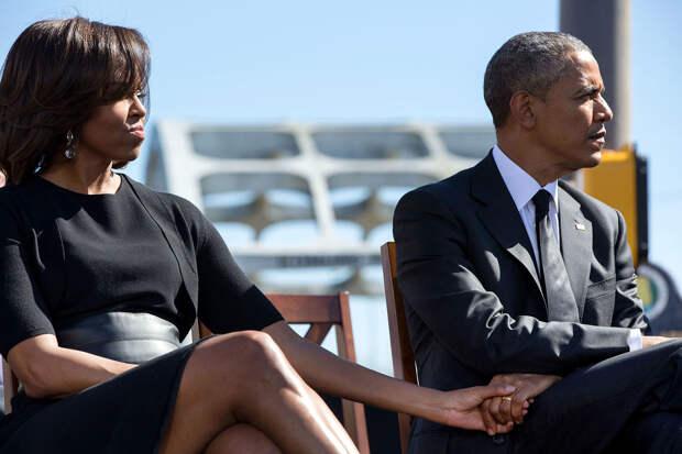 Барак Обама станет продюсером сериала про Дональда Трампа
