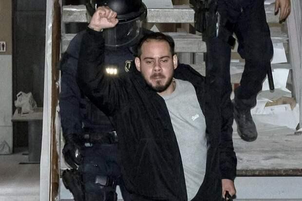 Пабло Хасель брошен в тюрьму за восхваление Сталина и СССР
