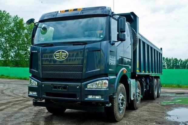 На Дальнем Востоке появится производство грузовиков FAW