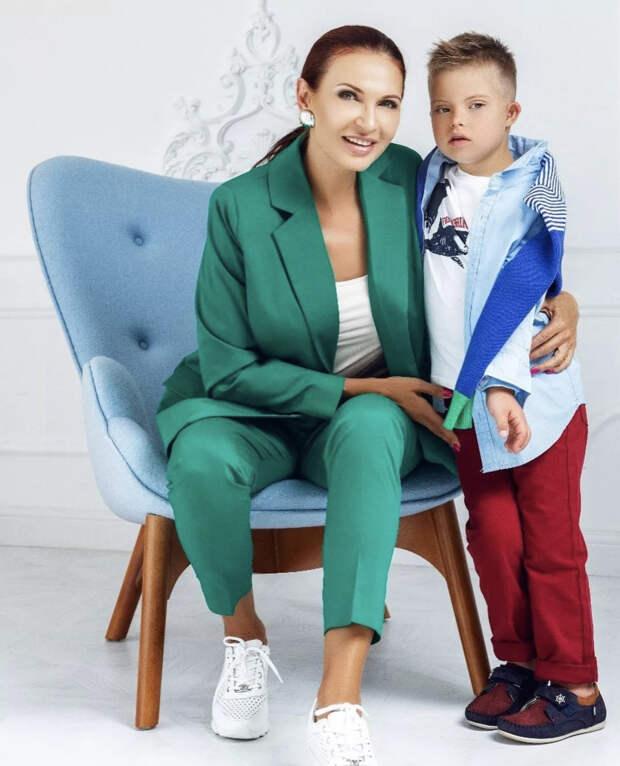 Чему Эвелину Блёданс научил её собственный сын