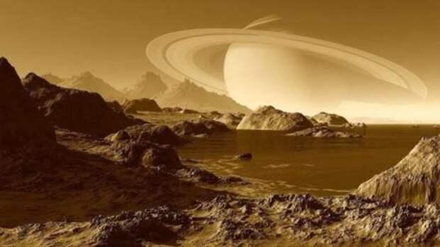 Пять головокружительных фактов о Титане, главном спутнике Сатурна
