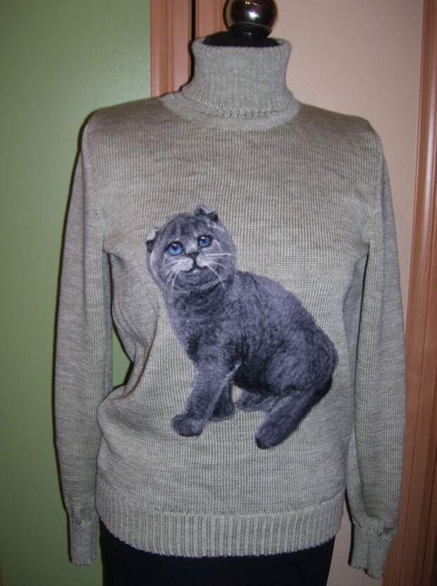 Котик-британец