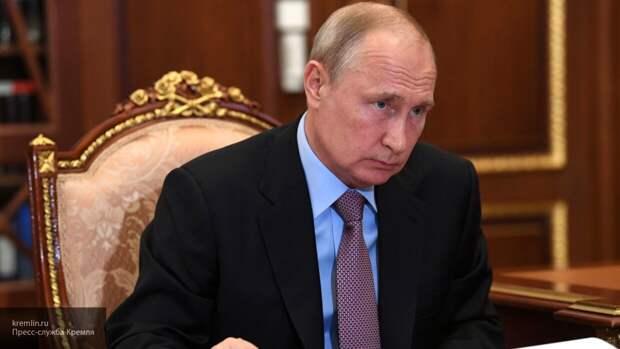 Путин распорядился составить дорожную карту по ликвидации загрязнений в Усолье-Сибирском