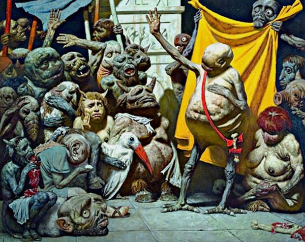 Проханов: Вы слышите, как грохочут сапоги либералов по брусчатке Красной площади?