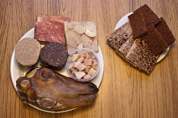 7 исландских блюд, на которые лучше не смотреть перед едой