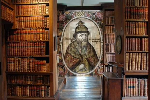 Куда пропала легендарная библиотека Ивана Грозного?