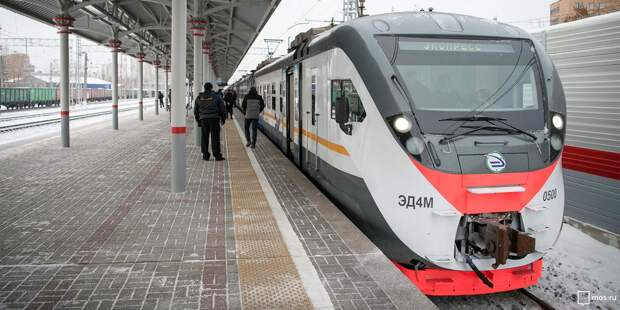 На станциях «Балтийская» и «Стрешнево» увеличен интервал движения поездов