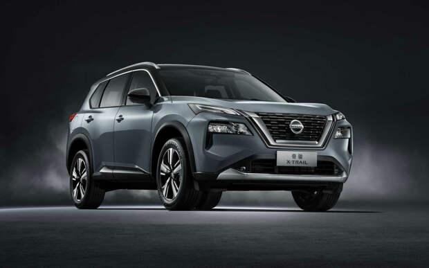 Nissan назвал дату выхода нового X-Trail