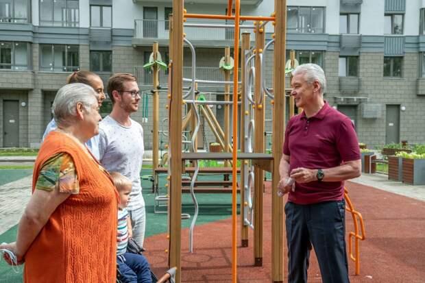 Новые дома построят в Лосинке и в Ярославском