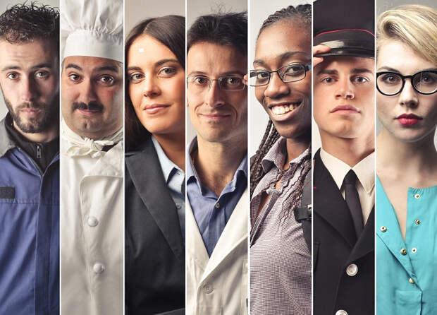 Какая работа вам больше подходит? Ответьте на 5 вопросов и узнайте