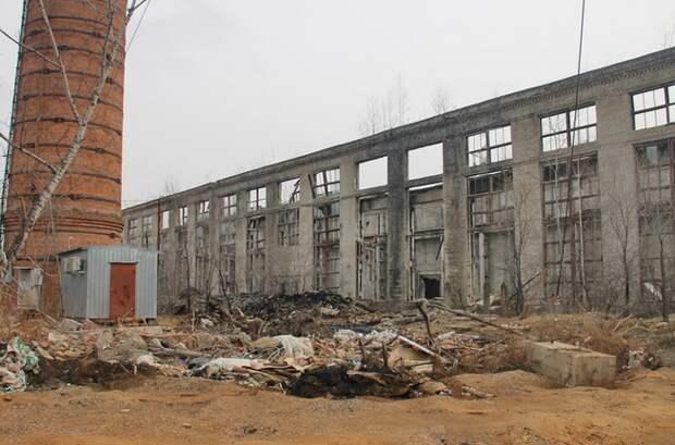 Как Миша Дегтярёв уничтожал комбайновый завод.