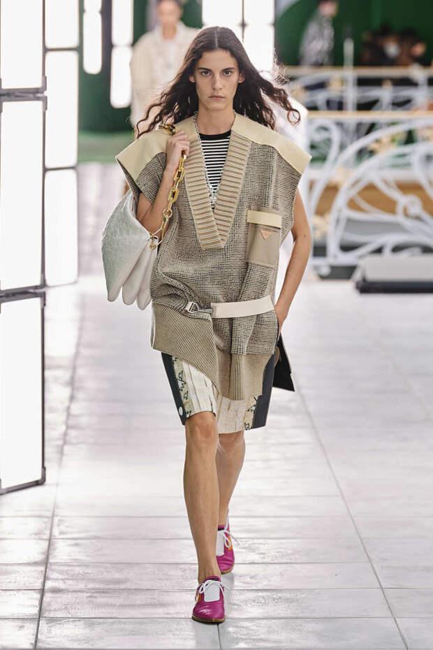 Louis Vuitton весна-лето 2021