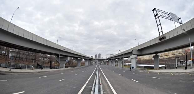 Москва выделит на строительство дорог и метро более 1,1 трлн руб. за три года