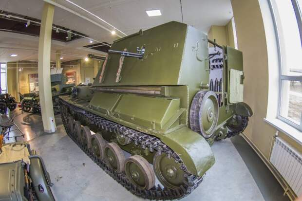 «Братская могила»: почему красноармейцы так прозвали СУ-76