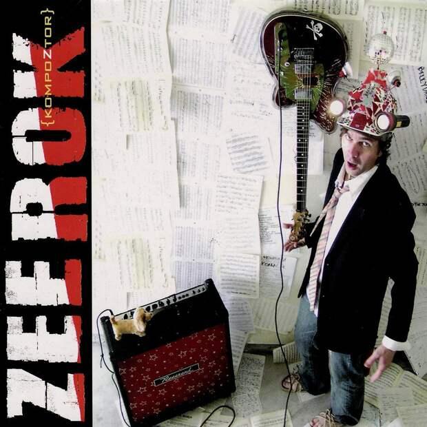 Zeerok. KompoZtor: The Golden American Years 2007
