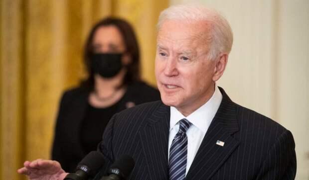 В Госдуме увидели признак скорой смены власти в США после слов Байдена о вице-президенте Харрис