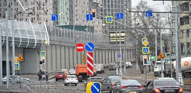 270 км дорог построят вМоскве затри года – Бочкарёв