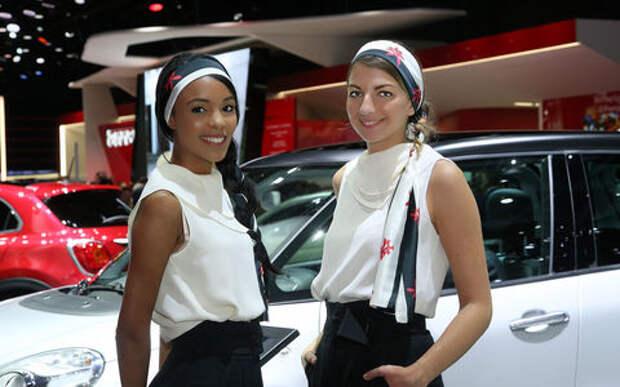 Французский шик: лучшие модели Парижского автосалона