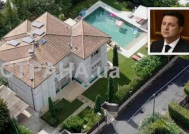 Президент Украины выставил на продажу роскошный особняк в Италии за 4,5 миллиона евро