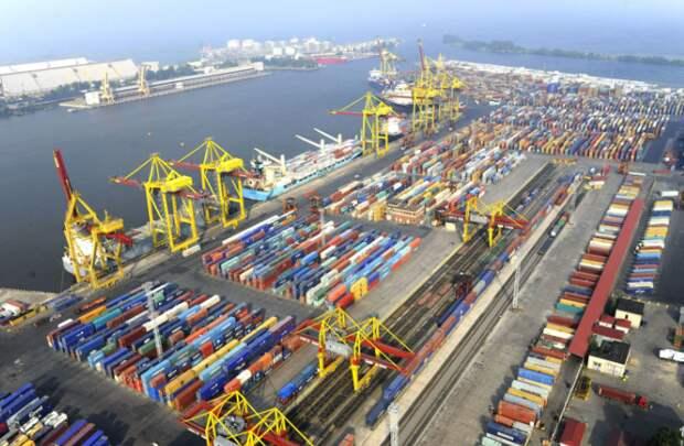 Контейнерооборот Global Ports в 1 квартале 2021 года сократился на 5,9%