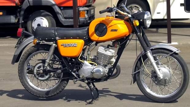 Эксперты вспомнили о единственном мотоцикле в СССР, который мог догнать Яву