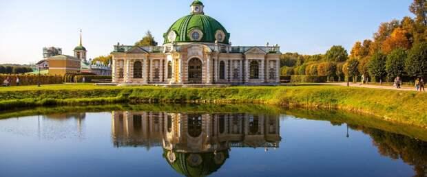 5 КРАСИВЕЙШИХ дворянских усадеб Москвы