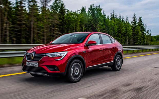 Новая Renault Arkana: чем она лучше Дастера и Каптюра?