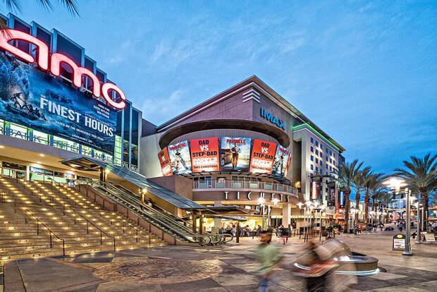 Кинотеатры Калифорнии смогут открыться 12 июня