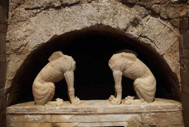 Сенсационная находка: Найдена поражающая воображение гробница Александра Македонского