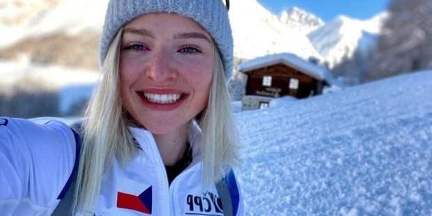 Чешская лыжница назвала россиян тупоголовыми, а Большунова — обезьяной