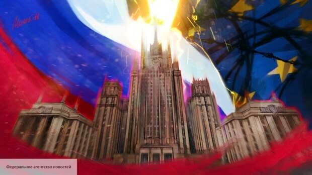 Политолог Кошкин связал антироссийский доклад Европарламента с неудачей ЕС на Ближнем Востоке