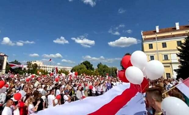 Майдан в Беларуси: у оппозиции три пути, у Лукашенко – только один