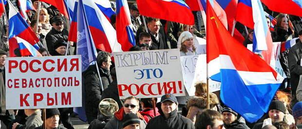 Покинувший Киев социолог подтвердил, что крымчане не видят себя с Украиной