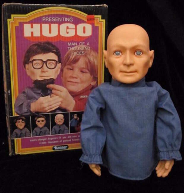Hugo, человек с тысячей лиц дети, игрушки, ностальгия