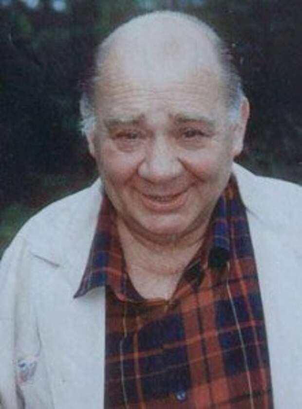 Ровно 20 лет назад, 29 января 1994 года, ушёл из жизни Евгений Леонов.